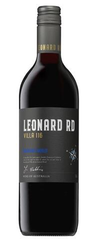 CALABRIA LEONARD ROAD Red 2018 14%