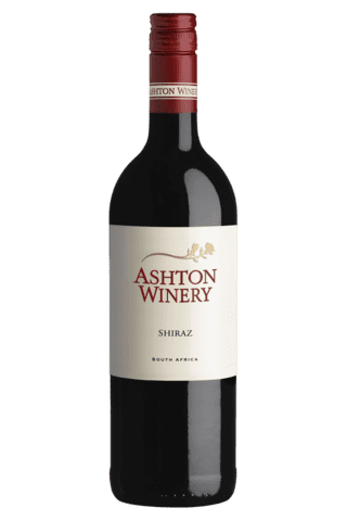 ASHTON Shiraz 2018 13,7%
