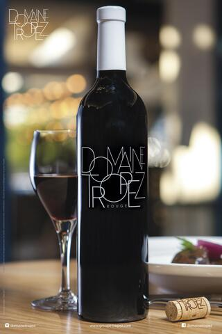 Domaine Tropez Red 2015 14,5%
